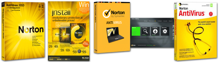 Jual software norton